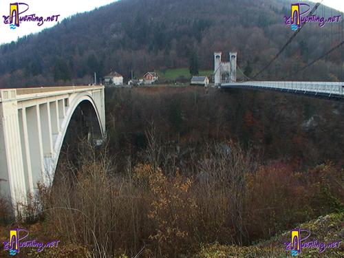 Puentes de Cruseilles-Allonzier-La-Caille
