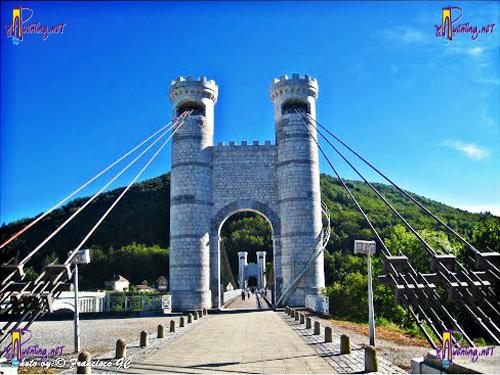 Puente de Charles Albert
